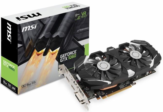 GeForce GTX 1060 - Przegląd modeli niereferencyjnych [4]