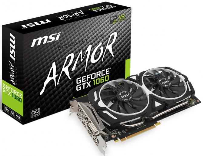GeForce GTX 1060 - Przegląd modeli niereferencyjnych [5]