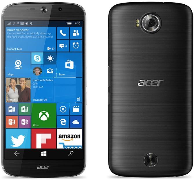 Acer Liquid Jade Primo - smartfon dostępny w Microsoft Store [1]