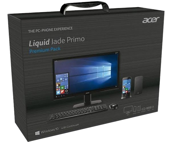 Acer Liquid Jade Primo - smartfon dostępny w Microsoft Store [2]