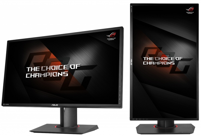 ASUS ROG Swift PG248Q - 24 calowy monitor 180 Hz [1]