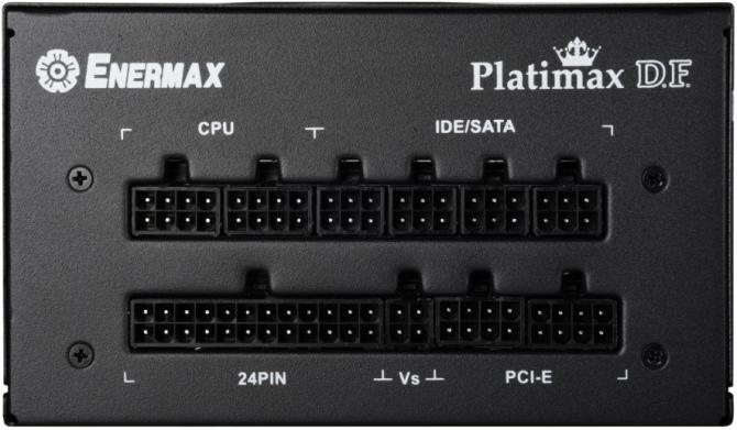 Enermax Platimax D.F. - nowa seria zasilaczy 500 W i 600 W  [3]