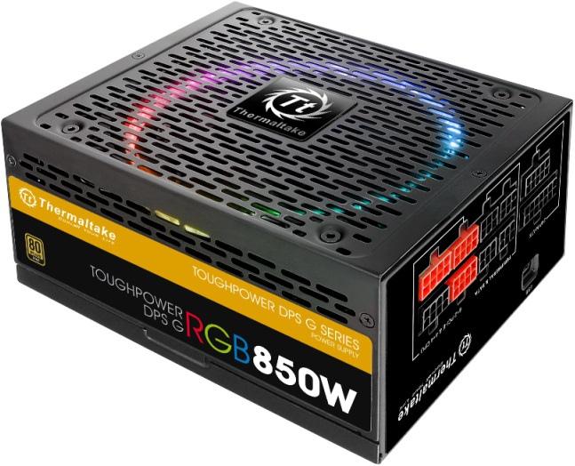 Thermaltake Toughpower DPS G -Zasilacze z podświetleniem RGB [1]
