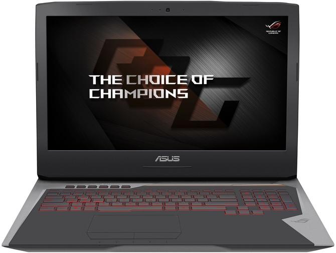 ASUS wprowadza laptopa ROG G752VM z GeForce GTX 1060 [3]