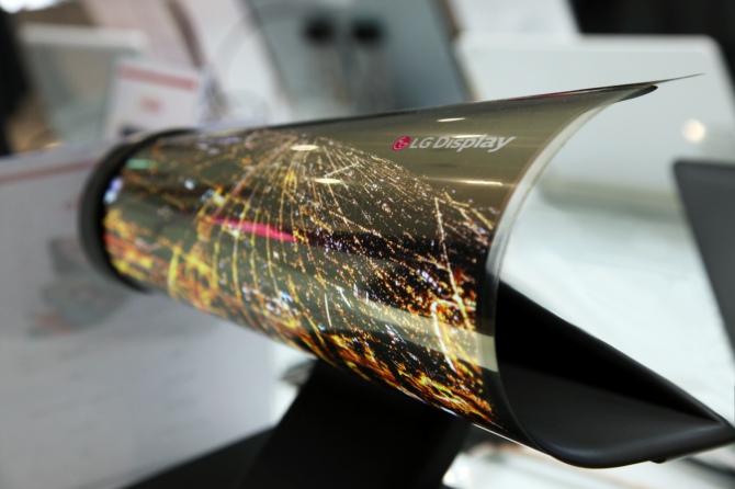 LG inwestuje 1,75 miliarda USD w elastyczne matryce OLED [1]