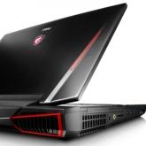 Notebooki MSI wyposażone w karty NVIDIA GeForce GTX 10x0