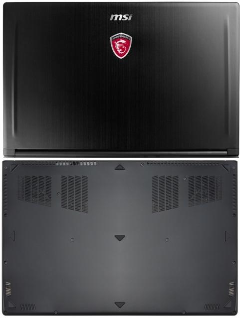 Notebooki MSI wyposażone w karty NVIDIA GeForce GTX 10x0 [2]