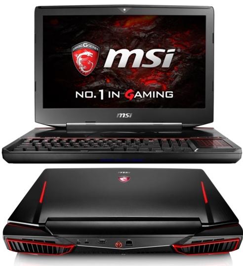 Notebooki MSI wyposażone w karty NVIDIA GeForce GTX 10x0 [12]