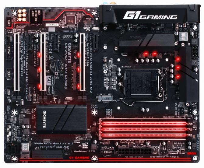 Gigabyte GA-Z170X-Ultra Gaming - płyta główna za 700 zł? [1]