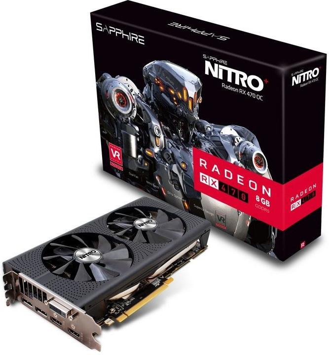 Radeon RX 470 - przegląd autorskich wersji karty graficznej [1]