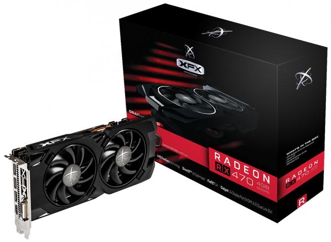 Radeon RX 470 - przegląd autorskich wersji karty graficznej [13]