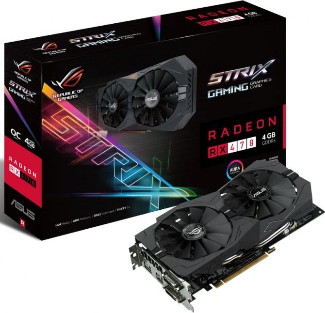 Radeon RX 470 - przegląd autorskich wersji karty graficznej [5]