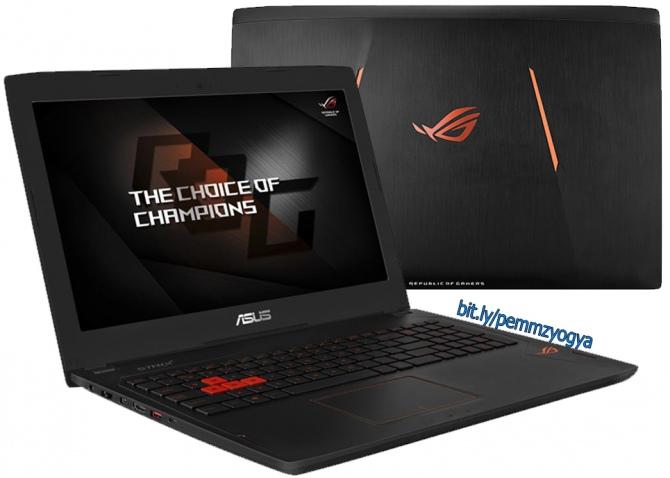 ASUS prezentuje notebooki dla grac: GL502VM, GL502VS, G800VI [3]