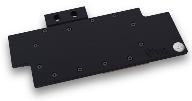 EKWB prezentuje bloki wodne na NVIDIA GTX TITAN X Pascal [1]
