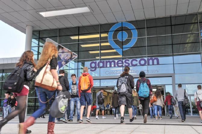 Targi Gamescom zaostrzają środki bezpieczeństwa [2]