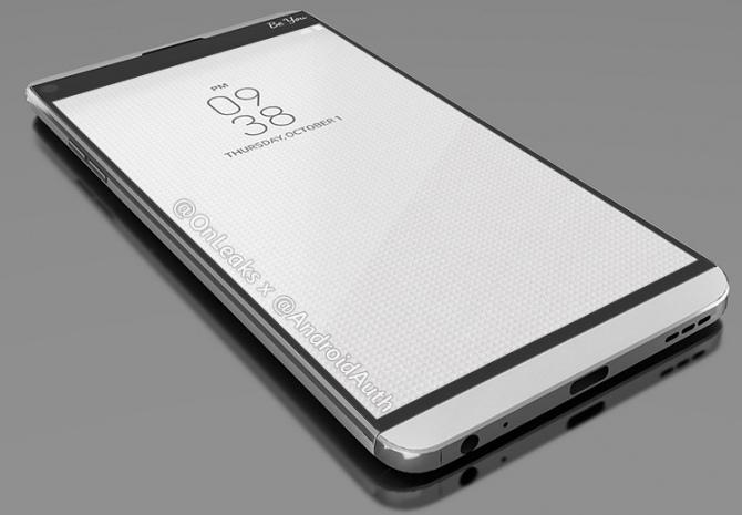 LG V20 - pierwsze rendery smartfona i specyfikacja  [1]