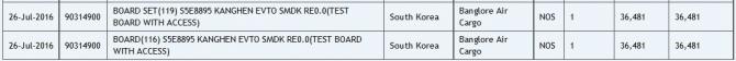 Samsung Exynos 8895 - nawet 30% wydajniejszy od Exynosa 8890 [2]