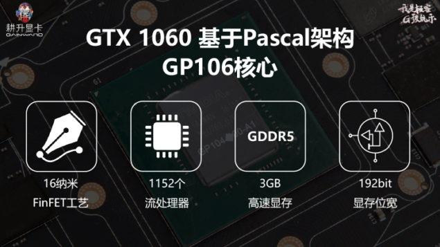 GeForce GTX 1060 3 GB oraz GeForce GTX 1050 - Nowe informacj [2]