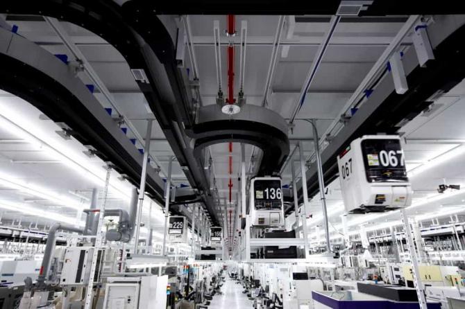 GlobalFoundries rezygnuje z prac nad procesem 10 nm  [1]