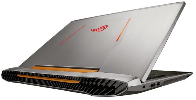 ASUS prezentuje odświeżone linie laptopów z GeForce GTX 10x0 [1]