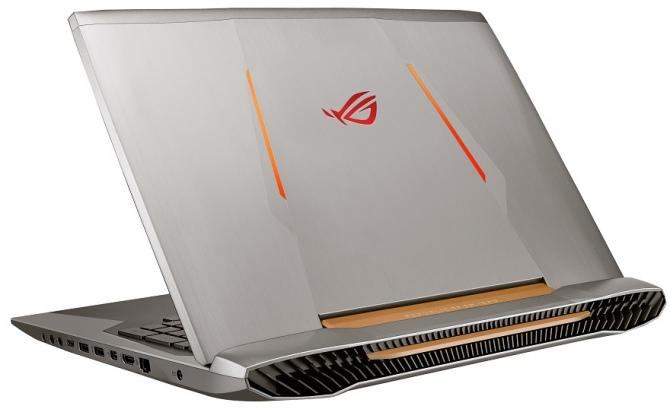 ASUS prezentuje odświeżone linie laptopów z GeForce GTX 10x0 [2]