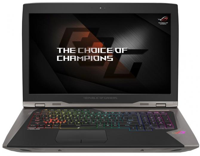 ASUS prezentuje odświeżone linie laptopów z GeForce GTX 10x0 [11]