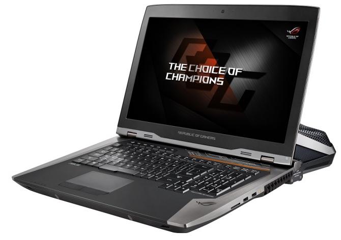 ASUS prezentuje odświeżone linie laptopów z GeForce GTX 10x0 [12]