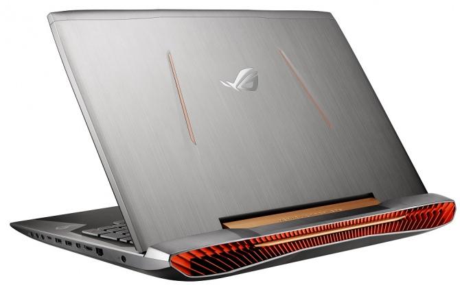 ASUS prezentuje odświeżone linie laptopów z GeForce GTX 10x0 [4]