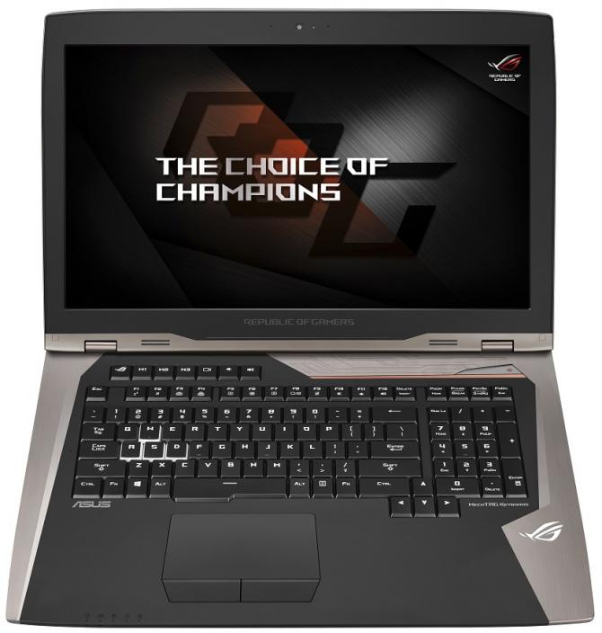 ASUS prezentuje odświeżone linie laptopów z GeForce GTX 10x0 [5]