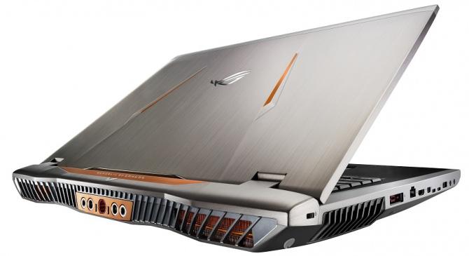 ASUS prezentuje odświeżone linie laptopów z GeForce GTX 10x0 [6]