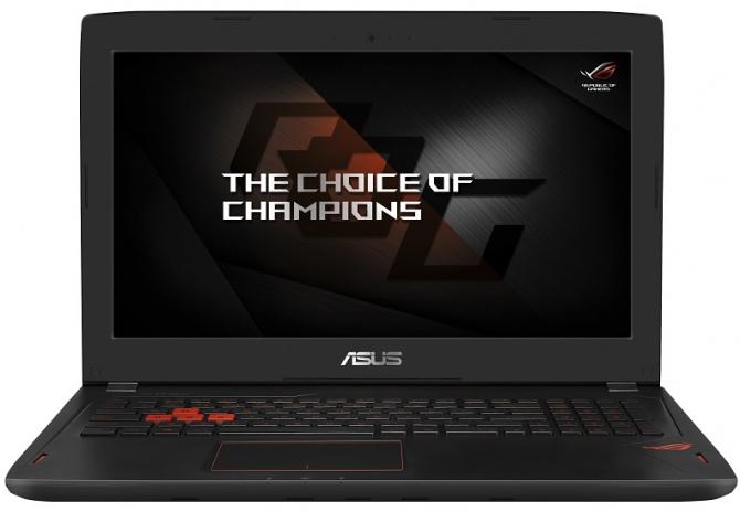ASUS prezentuje odświeżone linie laptopów z GeForce GTX 10x0 [7]