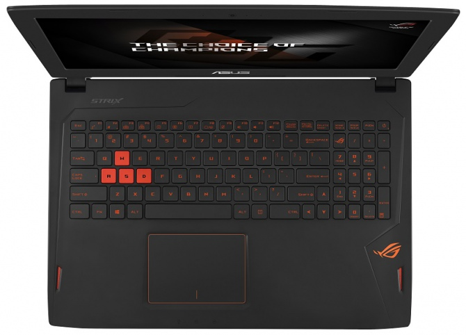 ASUS prezentuje odświeżone linie laptopów z GeForce GTX 10x0 [9]