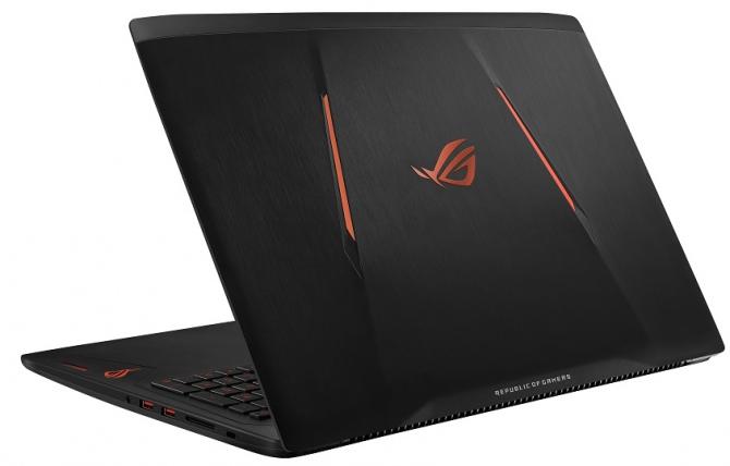 ASUS prezentuje odświeżone linie laptopów z GeForce GTX 10x0 [10]