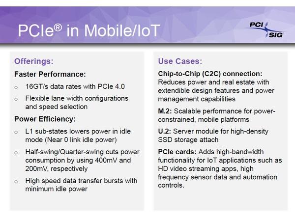 Standard PCI-E 4.0 już w przyszłym roku. W planach też PCI-E [3]