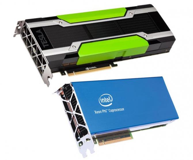 NVIDIA: Intel kłamał podczas prezentacji i testów Xeon Phi [1]
