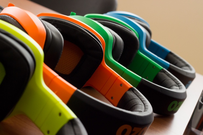 Premiera Ozone Rage Z50 - kolorowy zestaw słuchawkowy [2]