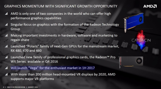 AMD Vega - premiera jednak w pierwszej połowie 2017 roku [2]