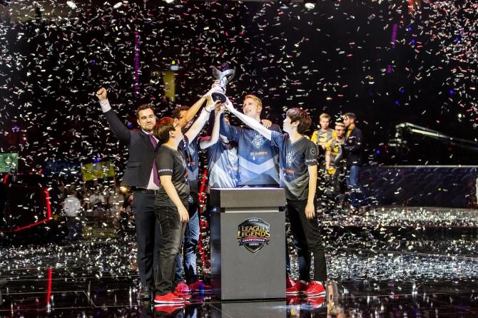 G2 Esports wygrywa zmagania europejskiej ligi LCS 2016 [1]