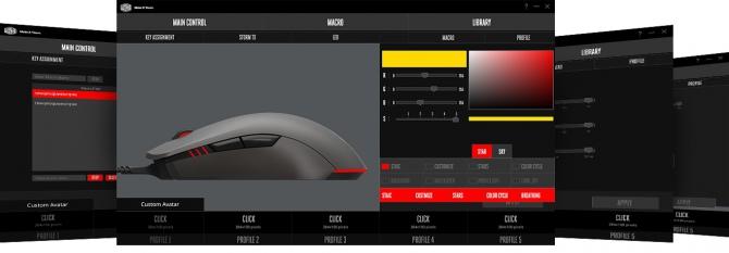 Cooler Master MasterMouse Pro L: Ta mysz lubi się przebierać [4]