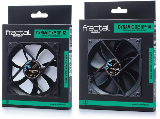 Nowe wentylatory od Fractal Design - Dynamic X2 GP-12 i GP-1 [2]