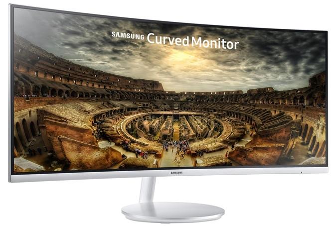 Samsung prezentuje monitory z technologią kropki kwantowej [1]