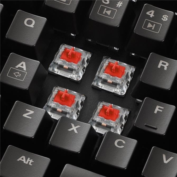 Sharkoon Skiller MECH SGK1 - Niedroga klawiatura mechaniczna [1]