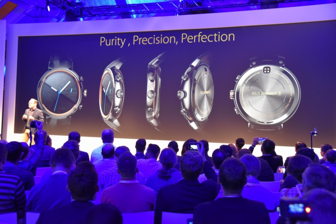 ASUS Zenvolution: premiera zegarka ASUS ZenWatch 3 [1]
