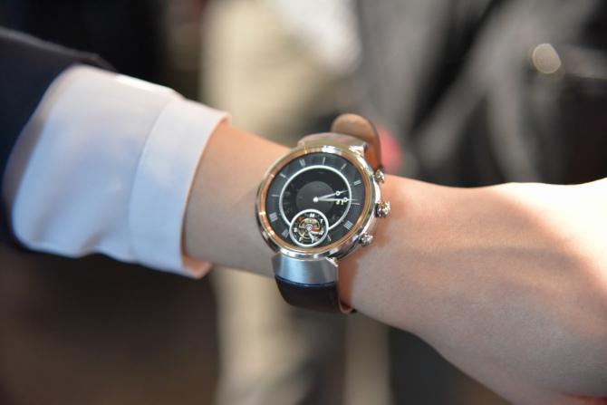 ASUS Zenvolution: premiera zegarka ASUS ZenWatch 3 [4]