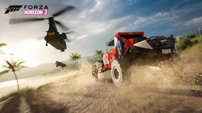 Forza Horizon 3 PC - znamy wymagania sprzętowe [1]