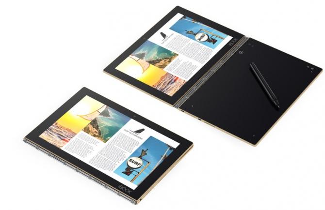 Konferencja Lenovo: Yoga Book, Yoga 910 i Tab 3 Plus [1]