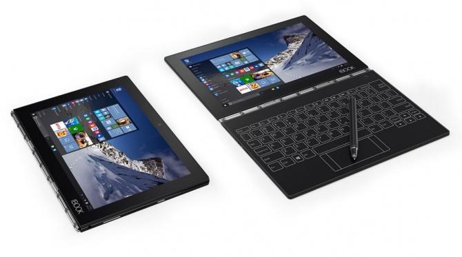 Konferencja Lenovo: Yoga Book, Yoga 910 i Tab 3 Plus [2]