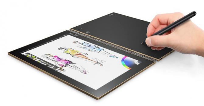 Konferencja Lenovo: Yoga Book, Yoga 910 i Tab 3 Plus [3]