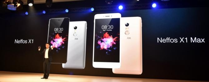Neffos X1 i X1 Max - mocne uderzenie smartfonów TP-Link [2]