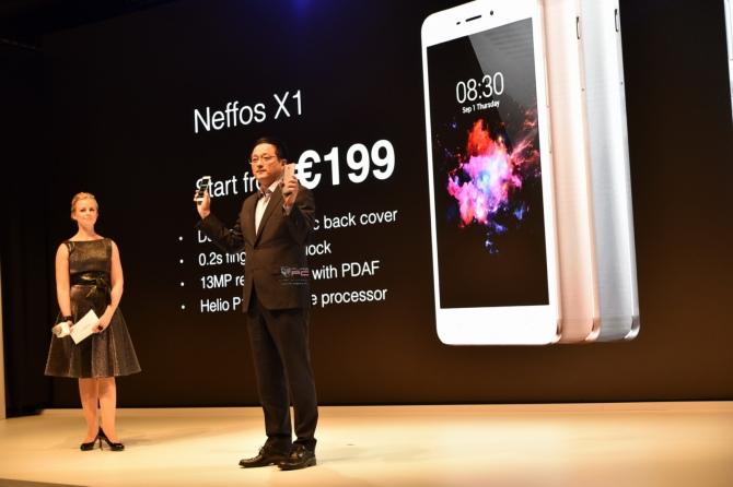 Neffos X1 i X1 Max - mocne uderzenie smartfonów TP-Link [13]